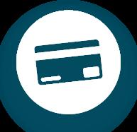 Easy Credit<br> Card Billing